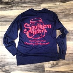 long sleeve souther charm shirt. want this with western colors!