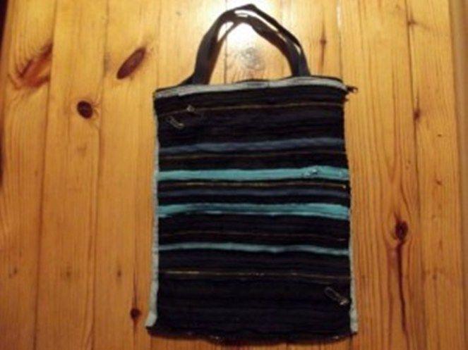 torba na laptopa z zamków #brzostula #diy #zrobtosam