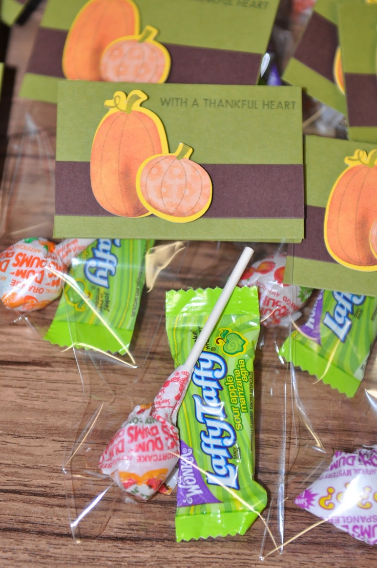 Halloween Party Goodie Bags