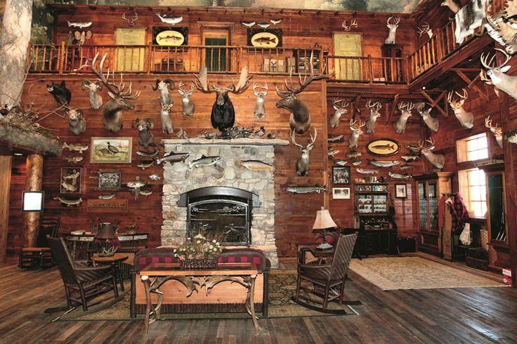 vintage hunting lodge Google Search Home decor, Decor