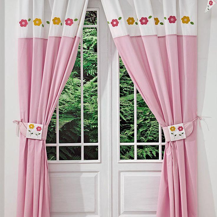 Bebek Odası Perdesi - Butterfly 140 X 260 cm boyutlarında. #bebekodası #perde #dekorasyon   #dekoratif #curtain #bebekodasıdekorasyon