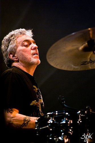 Steve Gadd, the doctor of the drums.  He's recorded and toured with A-list artists including Frank Sinatra, Paul McCartney, Paul Simon, Steely Dan, Eric Clapton, James Taylor, Carly Simon, and Jon Bon Jovi.  Gadd has assembled a top-notch band for an upcoming solo tour of his own.