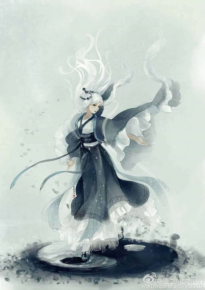 Beautiful piece for Nikki's Taoism Style