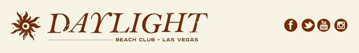 Daylight // Beach Club // Las Vegas