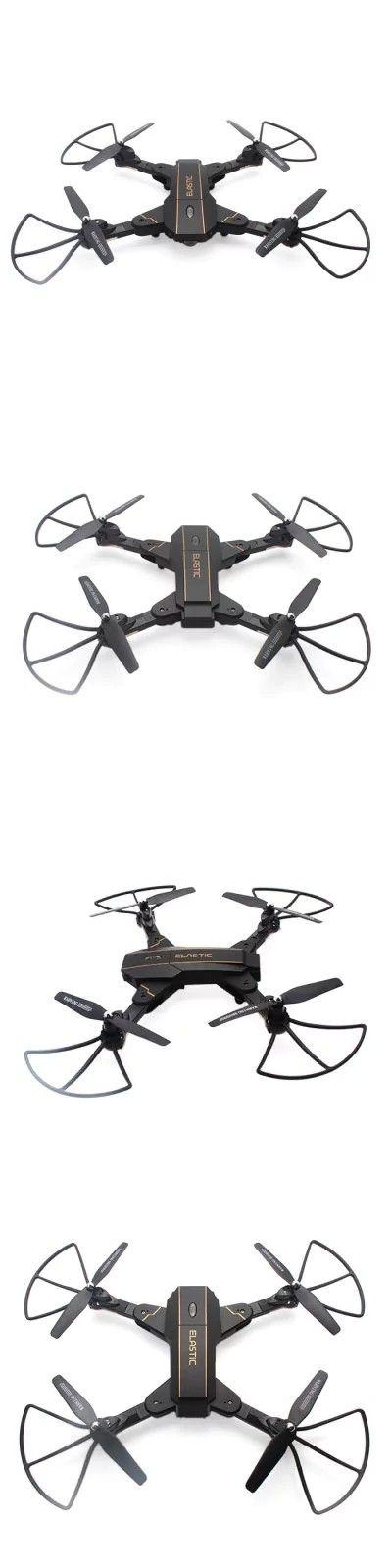 TKKJ L603 Foldable RC Drone RTF 0.3MP WiFi Camera -$59.92