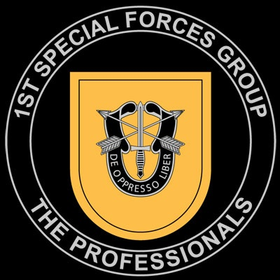1st Special Forces Group - The Professionals