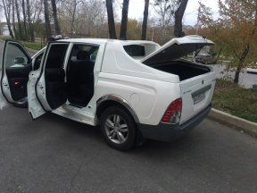 SsangYong Actyon Sports 2011