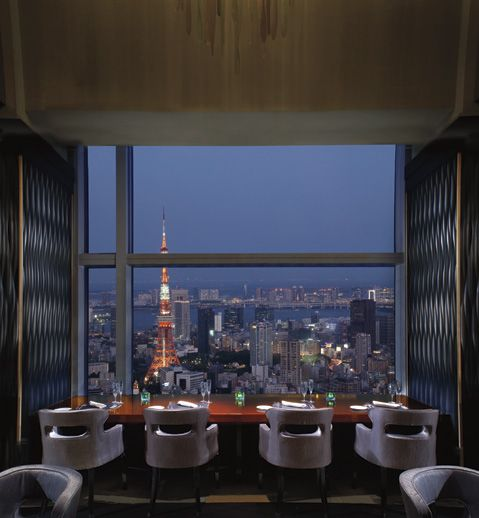 Ritz-Carlton Tokyo is one of the best hotels I have ever stayed at for every reason from design, service, food, spa, and overall experience.