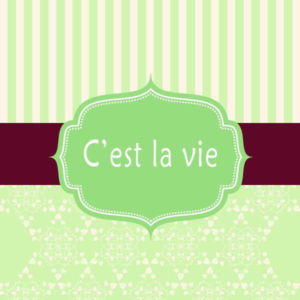 Aprendiendo expresiones. C'est la vie. http://accanada.com/