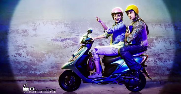 Check out Aamir Khan & Anushka Sharma different looks from the 4th Motion Posters of PK_3