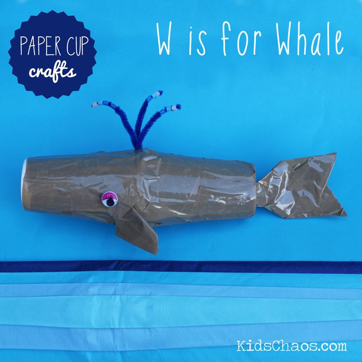 Paper-Cups-Crafts-Kids-Chaos-Whale