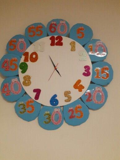 Saat, clock