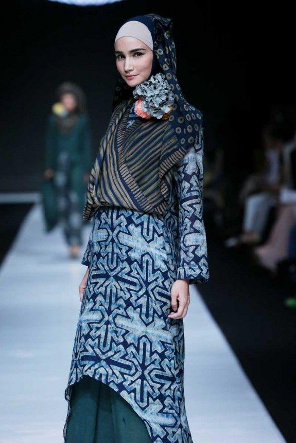 Nur Zahra SS 2014. Jakarta Fashion Week