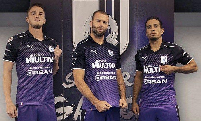Querétaro FC 2017 PUMA Third Kit