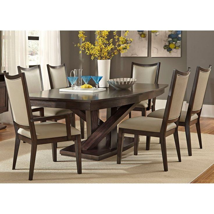 Zenfield Dining Room Set F6c00ce1e52415eebd2048435a62b798pedestaltablesdiningtablesjpg