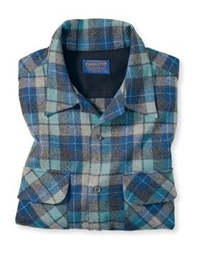 Pendelton Wool Shirt - It's the same company that made my favorite red shirt from the 60's