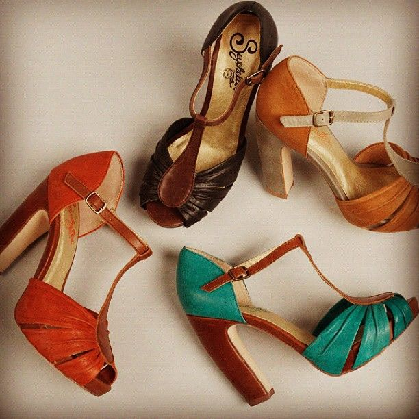 Seychelles is one of my favorite shoe labels...loves ♥