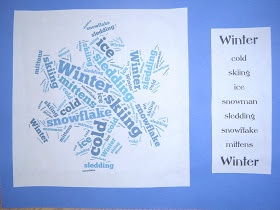 Mrs. T's First Grade Class: Season List Poems