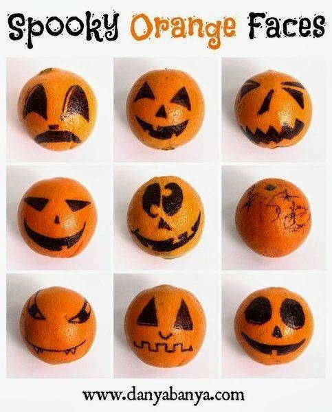 Afbeeldingsresultaat voor halloween mandarijn