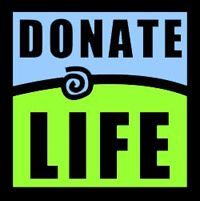 *PLEASE* consider being an organ donor. The life you save could be...mine! :-)