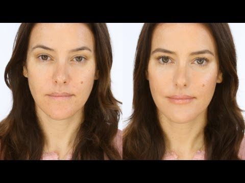 Natural Shimmery Summer Glow Makeup Tutorial - YouTube
