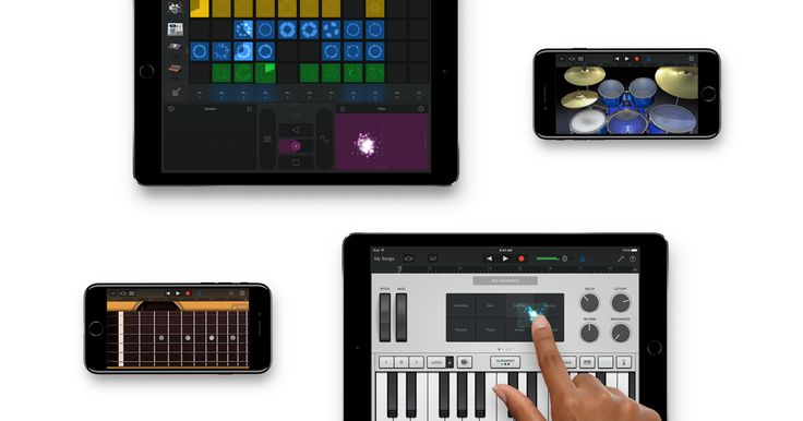 how to download garage band to ipod 2