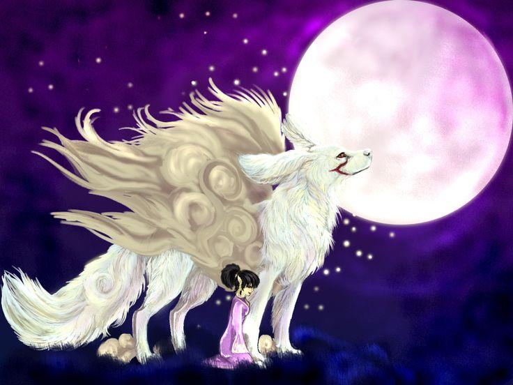 Sesshomaru Demon Form - Bing Images | INUYASHA | Pinterest | Anime