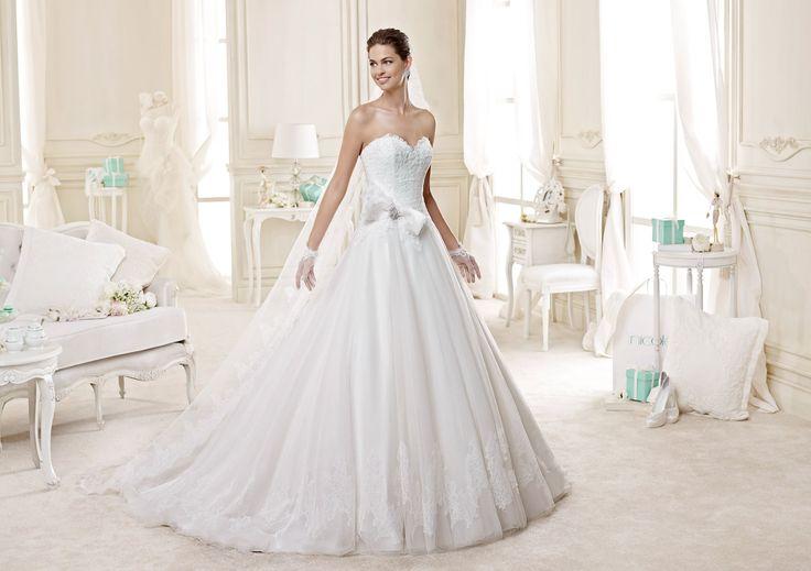 www.nicolespose.it  #Nicole #2015Collection #wedding dress #nicolespose