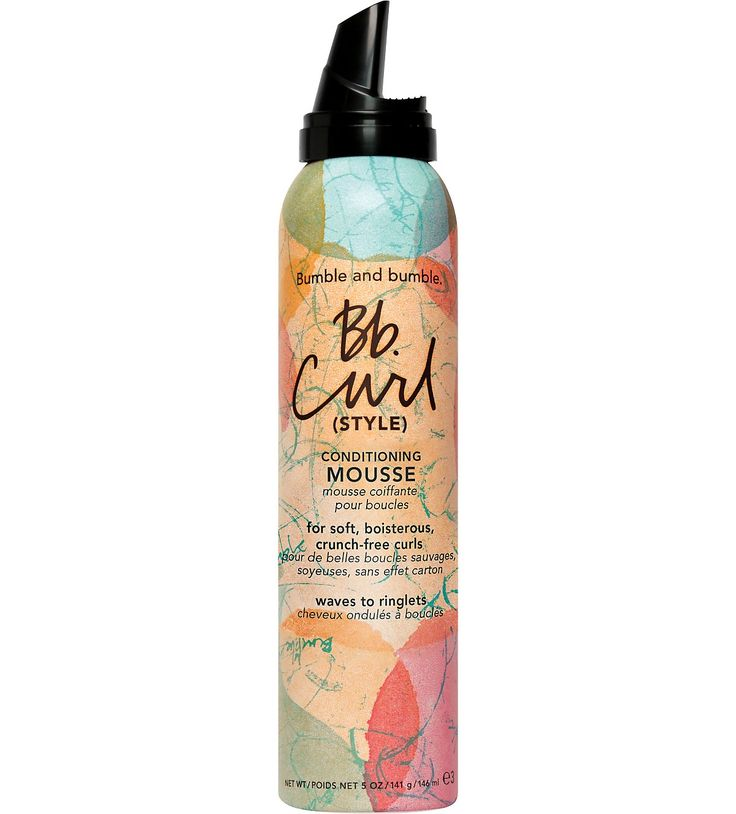 BUMBLE & BUMBLE Curl conditioning mousse 146ml