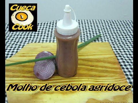 Molho de cebola agridoce tipo Subway - Cueca Cook # 013 - YouTube