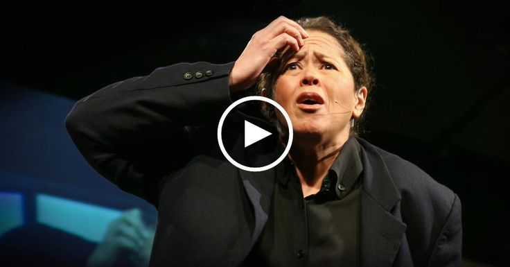 """Four American Characters - Writer and actor Anna Deavere Smith gives life to author Studs Terkel, convict Paulette Jenkins, a Korean shopkeeper and a bull rider, excerpts from her solo show """"On the Road: A Search for American Character."""""""