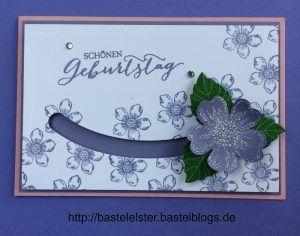 Meine erste Kullerkarte | Bastelelster