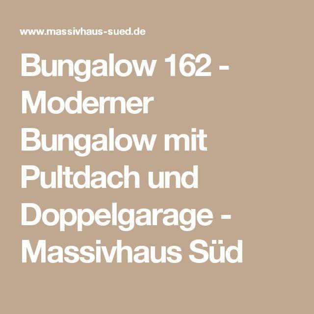 Doppelgarage modern pultdach  Die besten 20+ Doppelgarage Ideen auf Pinterest | Schuppen Design ...