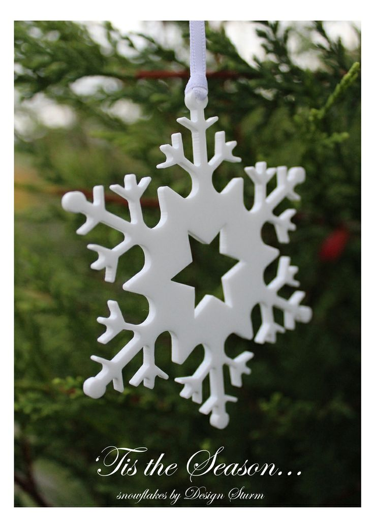 Tis the Season ~ snowflakes by Design Sturm