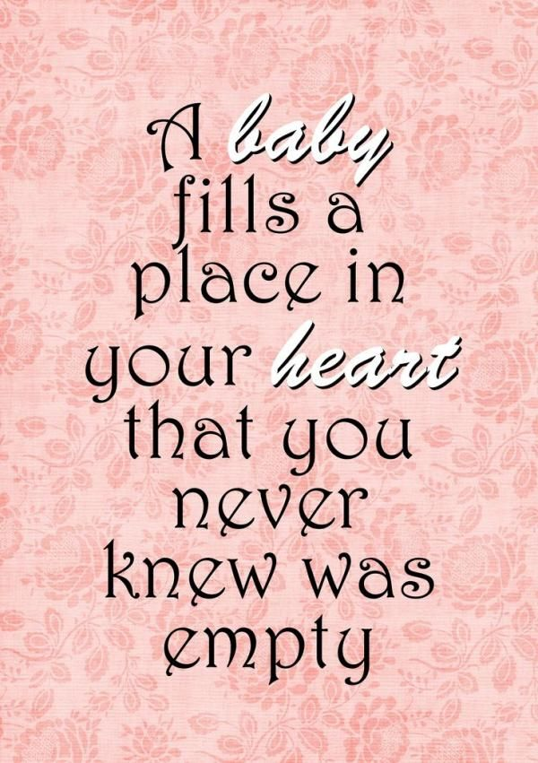 Old Baby Picture Quotes: Baby Quotes, Cute, Best, Sayings, Heart