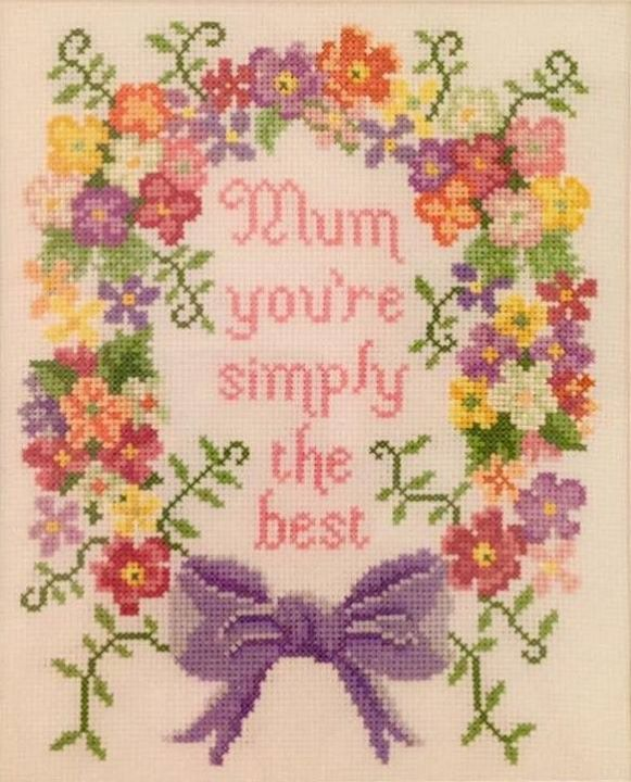 I am hoping someone can help me :)  I am looking for the pattern for this cross stitch I would like to do for my mum for xmas.  I have been told it was in a UK Cross Stitch book some time ago.  I am hoping someone may have done it or seen it in one of your magazines......  I love this pattern and cannot find anything as nice.   Look forward to some one's help :) #needlepoint