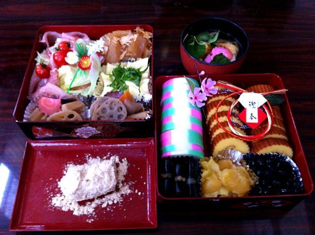 北海道のおせち料理です - 7件のもぐもぐ - お節料理 北海道 by akudaikan