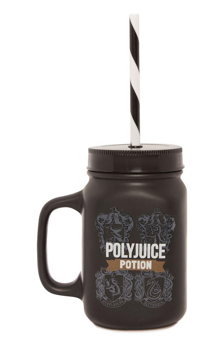 Primark - Harry Potter Mason Jar