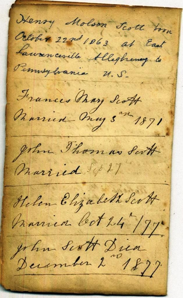 Musts in Genealogy | As in anything there is a right and wrong way to complete a…
