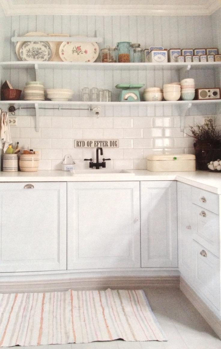 ::Scandinavian Kitchen:: Ryd op etter ferdig (clean up after finished :D)