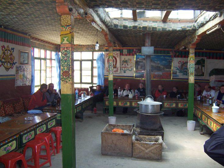 One more tearoom