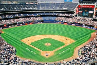 Qualcomm Stadium (old San Diego Padres) - only saw Batting Practice