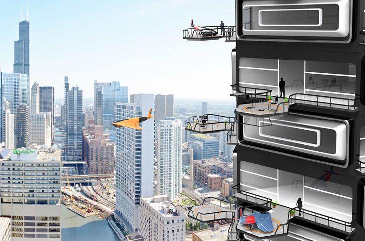 Futuri possibili per tecnologia, internet, design e architettura