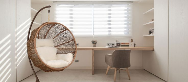 Fresh Find: Nested Hanging Lounge Chair