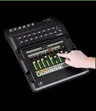 DL Touchscreen 16 channel personal mixing system