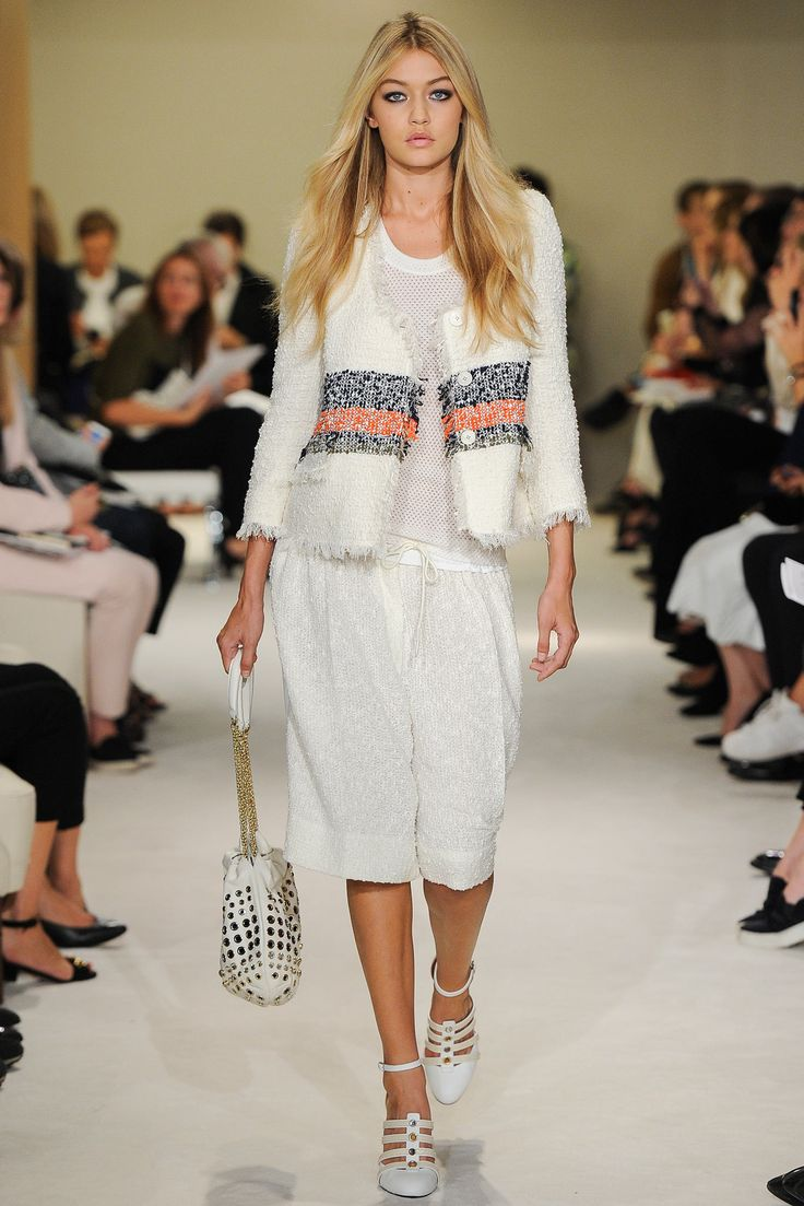 Spring 2015 Ready-to-Wear - Sonia Rykiel