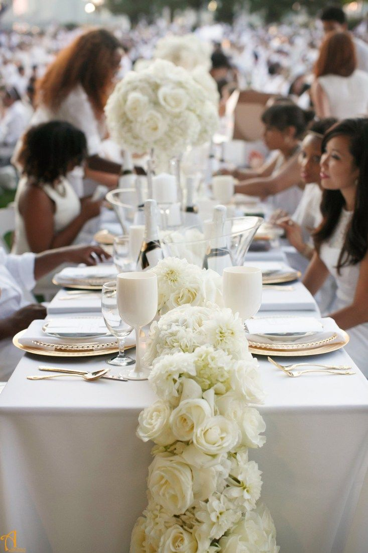 Diner en Blanc in the West Indies | with love from Guyana