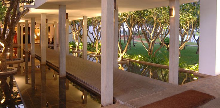 Geoffrey Bawa's Blue Waters Resort, Kalutara , Sri Lanka - Buscar con Google