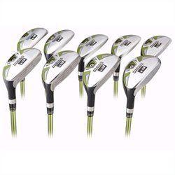 Forgan F3i Hybrid Iron Golf Club Set 3 Sw Mens Rh Senior