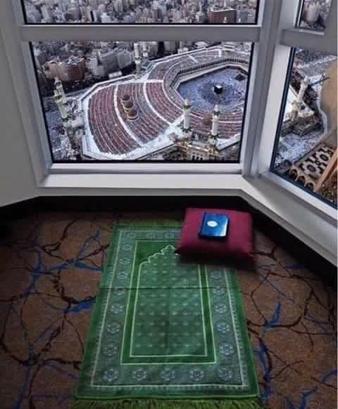 Semoga bisa ke Makkah lagi...